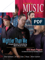 Mightier Than Me covers, Everything Music Magazine!