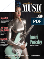Imani Pressley covers, Everything Music Magazine!