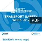 Standard for Site Maps