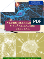 6- NEURO TRANSMISION Y SEÑALIZACIÓN CELULAR 2015.pptx