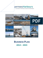 Best Practice Guernsey Harbours Business Plan