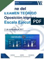 Informe Examen Inspector Tl 2017