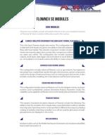 Flownex Modules