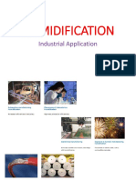 HUMIDIFICATION Industrial Application