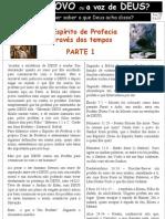 A VOZ DO POVO ed 09 Espírito de Profecia - parte 1