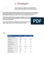 Dhaneli Statistics