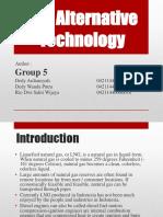 Power Point LNG Alternative Technology