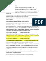 EJERCICIOS DE PROBABILIDAD CONDICIONAL