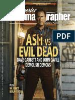 American Cinematographer - Vol. 97 No. 11 [Nov 2016]