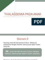 ppt sk 9 thalasemia pada anak