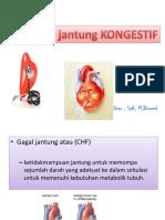 Penyakit jantung kongestif