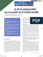 Prevención de la enterocolitis necrotizante (NEC)