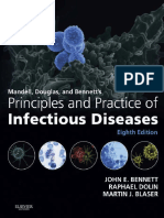 Mandell, Douglas, And Bennett's Principles and Practice of Infectious Diseases 8 2015 (1)