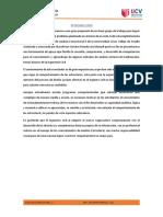 Informe de Analisis II