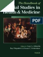 Handbook of Social Medicine