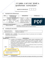 PS2 Formas de Prevención Ante Los Desastres Naturales.