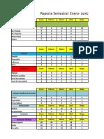 Informe Semestral Enero a Junio Planta 62 2017