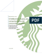 Informe Starbucks