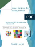 Funciones Basicas Trabajo Social