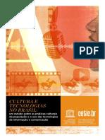 Cultura e Tecnologias No Brasil