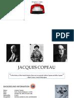 Jacques Copeau