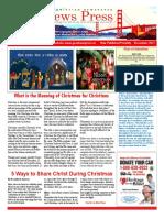 Good News Press December 2017 Insert Edition Short