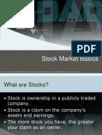 Stock Market Basics Till Mid