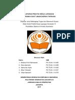 Laporan PKL d3