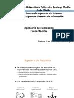 Presentacion de Ingenieria de Requisitos SM