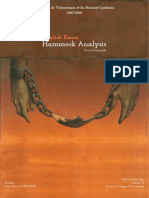 M01SIN Pawel Hammock Analysis