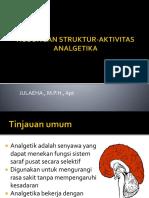 aktivitas analgetika