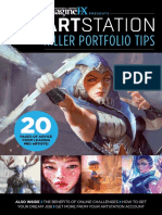 ArtStation Portfolio Tips