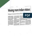 Article WooingMoreIndianVisitors