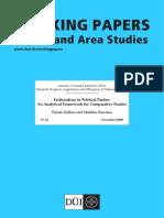 Köllner y Basedau, 2005 Factionalism in Political Parties.pdf