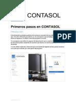 CONTASOL_Primeros_pasos