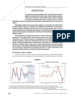 Economic Forecast Summary Argentina Oecd Economic Outlook November 2016