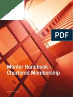 Mentor Handbook CM
