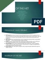 Warior of the Net