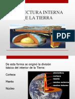 Estructura de La Tierra y Vulcanismo en Chile (1)