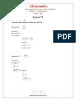 12 Maths NcertSolutions Chapter 7 2