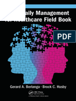 Berlanga, Gerard a-Lean Daily Management for Healthcare Field Book-Taylor and Francis (2016)