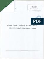 Normas Iberdrola Alta Tension (Hasta 30kv) y Baja Tensión