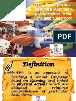 TPR Presentation
