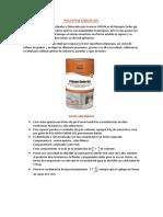 Polyepox Gel y Humedo