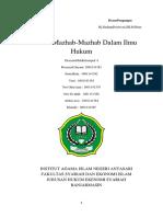 Mazhab-Mazhab Dalam Ilmu Hukum