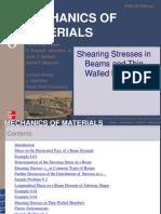 6 1 Shearing Stresses