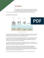 Perforación Marítima