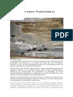 1.2 b Estrategias de Mejora Productividad en Minería