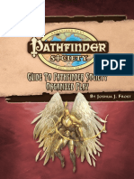 +2009 (2.1) Guide to Pathfinder Society Organized Play DONE
