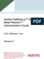 NetBackup81_AdminGuide_BMR